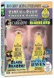 The Black & Blue Collection (3 films} Bluebeard, Black Dragons, & The Black Raven