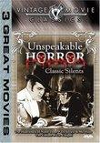Unspeakable Horror