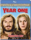 Year One (Theatrical & Unrated Edition) [Blu-ray]