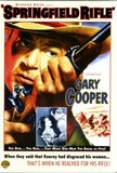 Springfield Rifle - Authentic Region 1 DVD from Warner Brothers starring Gary Cooper, Phyllis Thaxter & Lon Chaney Jr.