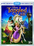 Tangled (Four-Disc Combo: Blu-ray 3D/Blu-ray/DVD/Digital Copy)