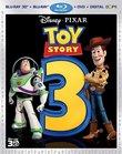 Toy Story 3 (Five-Disc Combo: Blu-ray 3D/Blu-ray/DVD + Digital Copy)