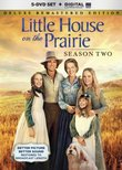 Little House on the Prairie Season 2 (Deluxe Remastered Edition DVD + UltraViolet Digital Copy)
