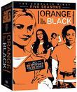 Orange Is The New Black Seasons 1-5