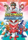 Digimon Fusion: Season 1, Volume 1