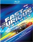 The Fast and the Furious Trilogy (The Fast and the Furious / 2 Fast 2 Furious / The Fast and the Furious: Toyko Drift) [Blu-ray]