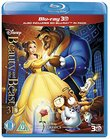 Beauty & the Beast [Blu-ray 3D - Blu-ray] [1991]
