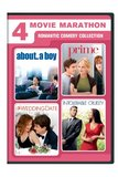 4 Movie Marathon: Romantic Comedy Collection (About a Boy / Intolerable Cruelty / The Wedding Date / Prime)