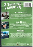 Major Payne / Sgt. Bilko / McHale's Navy (1997) 3-Movie Laugh Pack