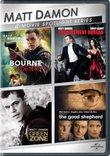 Matt Damon 4-Movie Spotlight Series