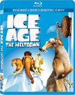 Ice Age: The Meltdown (Triple Play) [Blu-ray]