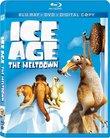 Ice Age: The Meltdown (Triple Play) [Blu-ray]