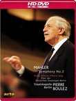 Gustav Mahler: Symphony No. 2 Resurrection [HD DVD]