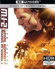 Mission: Impossible 2 (4K UHD + Blu-ray + Digital)