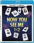 NOW YOU SEE ME 1 & 2 BD + DGTL [Blu-ray]