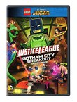 LEGO DC Comics Super Heroes: Justice League: Gotham City Breakout (No Figurine) (DVD)