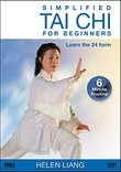 Simplified Tai Chi for Beginners - 24 Form (YMAA Tai Chi Exercise) Helen Liang **NEW BESTSELLER**