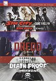 Sin City: A Dame To Kill For / Dredd / Grindhouse Presents: Death Proof