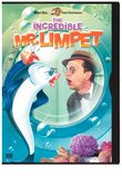 The Incredible Mr. Limpet (Snap Case)