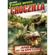 Croczilla Includes 7 Bonus Movies