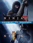 Ninja 1 & 2 Double Feature (Blu-Ray)