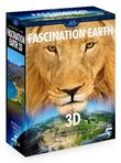 Fascination Earth 3D: Our Wonderful Planet (5 Disc Special Collector's Edition) [Blu-ray 3D]