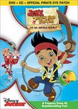 Jake & The Never Land Pirates: Season 1 V.1 (DVD + CD Combo)