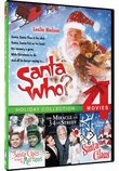Santa Who/Santa Claus Conquers/Santa Claus/Miracle on 34th S - 4-pack