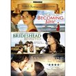 Miramax British Romance Collection: Becoming Jane/Brideshead Revisited/Jane Eyre