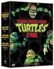 Teenage Mutant Ninja Turtles 3-Pak (Teenage Mutant Ninja Turtles, Teenage Mutant Ninja Turtles II - The Secret of the Ooze, Teenage Mutant Ninja Turtles III)
