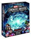 Marvel Studios Collector?s Edition Box Set ? Phase 1 Blu-ray [Region Free]