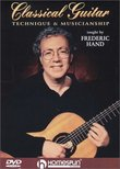 DVD-Classical Guitar Technique and Musicianship
