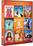 ABC Family 8 Pack (Revenge Bridesmaids, Fake Fiance, Au Pair 3, Cutting Edge, Handcuffs, Future Boyfriend, SnowGlobe, Princess)