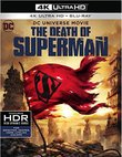 DCU: Death of Superman (4K/Ultra HD/Blu-ray)