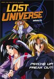Lost Universe - Psyche Up! Freak Out! (Vol 4)