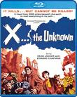 X the Unknown [Blu-ray]