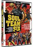 Soul Team Six - 6 Blaxploitation Film Collection