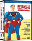 200 Family Cartoons Collection 1 (4pc) (Amar)