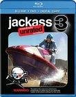Jackass 3 (Two-Disc 3D DVD / Blu-ray Combo + Digital Copy