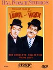 The Lost Films of Laurel & Hardy: The Complete Collection, Vol. 8