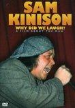 Sam Kinison - Why Did We Laugh? (DVD/CD)