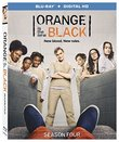 Orange Is The New Black: Season 4 [Blu-ray]