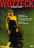 Berg - Wozzeck / Duesing · K. Ciesinski · Banks · R. Hamilton · R. Davies · Ormiston, Peter Mussbach · Sylvain Cambreling · Frankfurt Opera