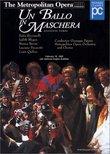 Verdi - Un ballo in maschera / James Levine, The Metropolitan Opera
