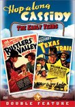 Hopalong Cassidy - Rustlers' Valley / Texas Trail