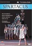 Khatchaturian - Spartacus / Irek Mukhamedov, Natalya Bessmertnova, Maria Bylova, Yuri Grigorovich, Bolshoi Ballet