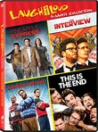Interview, the (2014) / Night Before, the / Pineapple Express / This Is the End - Set