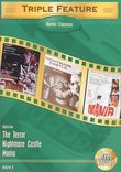 Horror Classics Triple Feature, Vol. 6 (The Terror / Nightmare Castle / Mania)