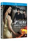 Athena Goddess of War Movie (Blu-ray/DVD Combo)