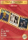 Drama Classics Triple Feature, Vol. 8 (The Lost World / The Eagle / The Lodger)